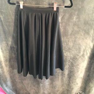 Black Character Skirt